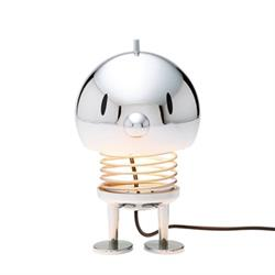 HOPTIMIST - Large Lamp - Chrome