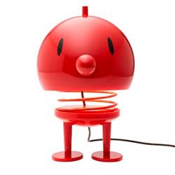 HOPTIMIST - X-Large Lamp - Red