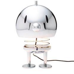 HOPTIMIST - X-Large Lamp - Chrome