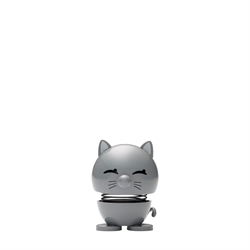 Hoptimist - Cat - Cool Grey
