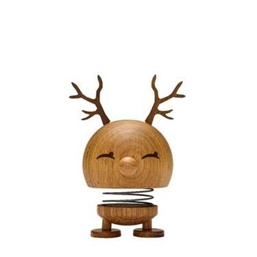 HOPTIMIST - Junior Reindeer Bimble - Oak