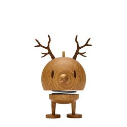 HOPTIMIST - Junior Reindeer Bumble - Oak