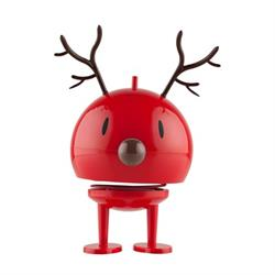 HOPTIMIST - Reeindeer Bumble - Red