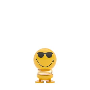 HOPTIMIST - Small Smiley Cool - Yellow