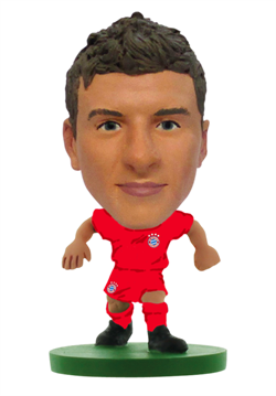 Soccerstarz BAYER MUNICH  Thomas Muller - Home Kit (Classic Kit)