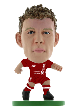 Soccerstarz - LIVERPOOL  James Milner - Home Kit (2020 version)