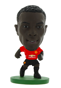 Soccerstarz - Manchester United Eric Bailly - Home Kit (2019)
