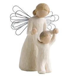 Willow Tree - Guardian Angel - 26034